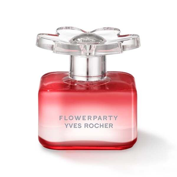 Eau de Toilette FLOWERPARTY - 50 ml