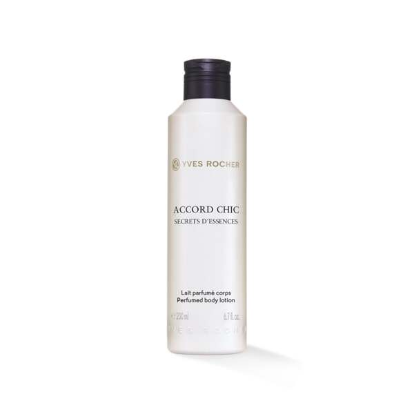 SECRETS D'ESSENCES ACCORD CHIC Parfümierte Körpermilch 200 ml