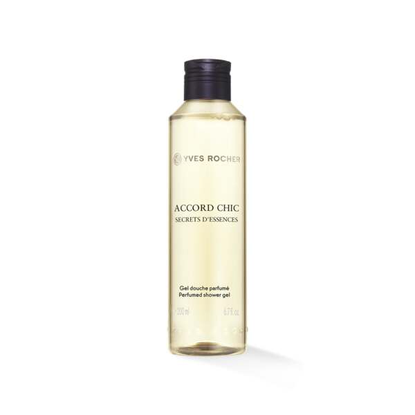 SECRETS D'ESSENCES ACCORD CHIC Parfümiertes Duschgel 200 ml
