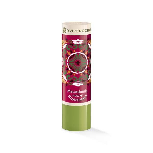 Lipbalm Protection & Care Macadamia- Edition Rouge